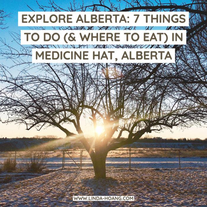 Explore Alberta - Travel Medicine Hat - Southern Alberta