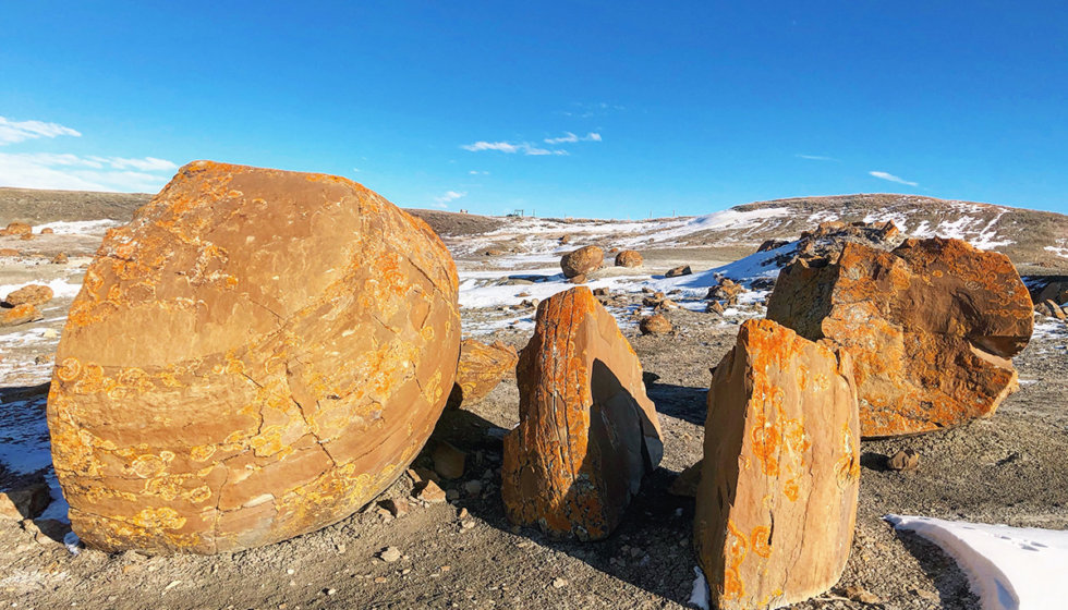 Red Rock Coulee Natural Area - Medicine Hat Explore Alberta