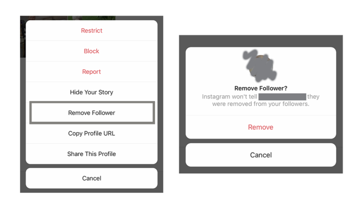 Remove Instagram Followers - Influencer Marketing