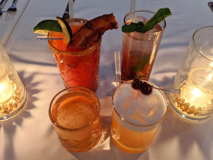 The 1911 Lounge - Prohibition Era Bar Restaurant - Medicine Hat - Explore Alberta - Food