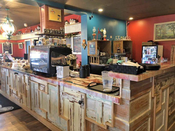The Heartwood Cafe - Medicine Hat - Explore Alberta - Food