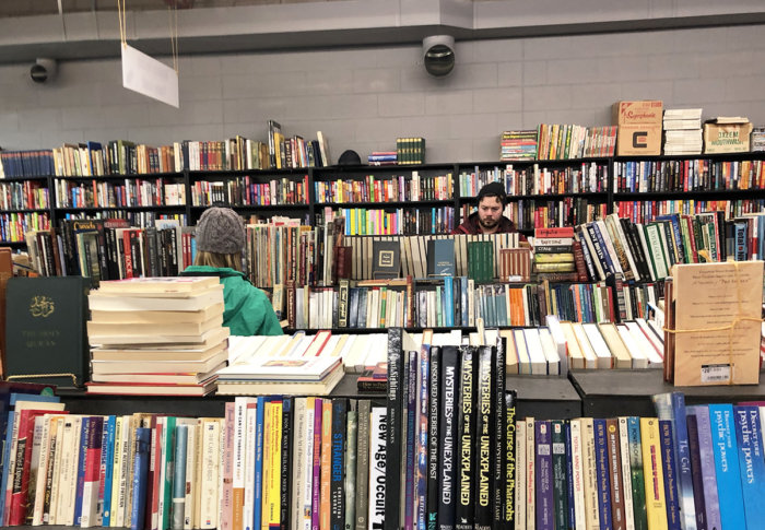 Unlimited Characters Used Book Store - Medicine Hat - Explore Alberta