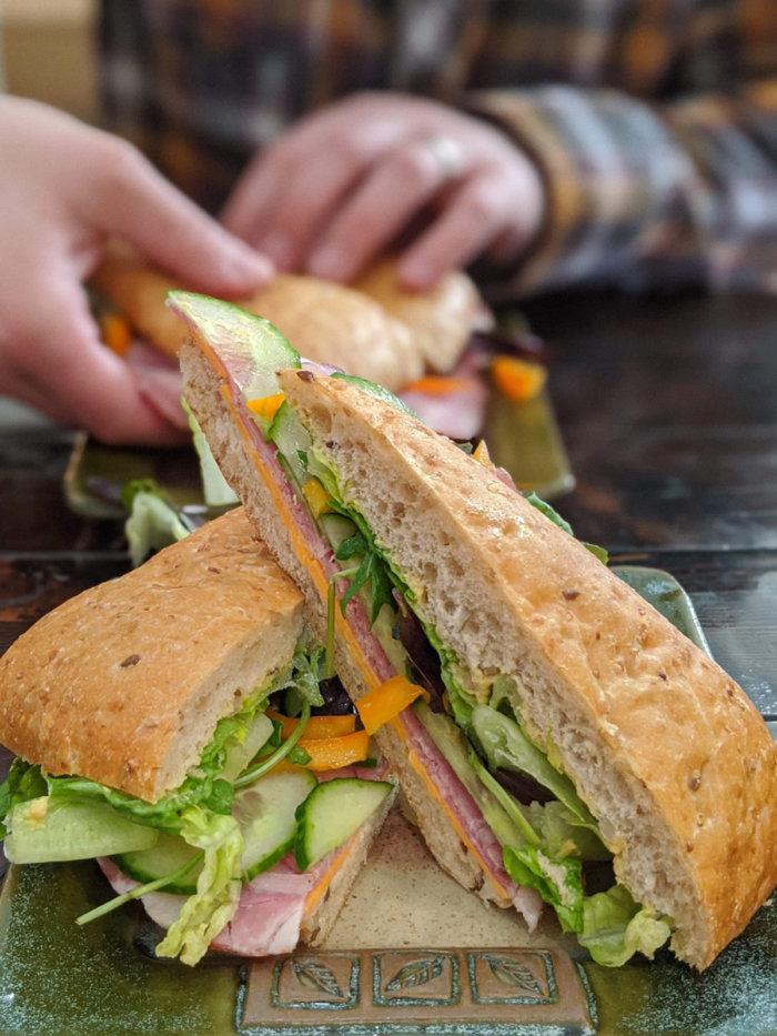 Zucchini Blossom Market and Cafe - Medicine Hat - Explore Alberta - Food