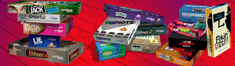 Jackbox Games Party Pack - Virtual Game Night - Video Chat - How To