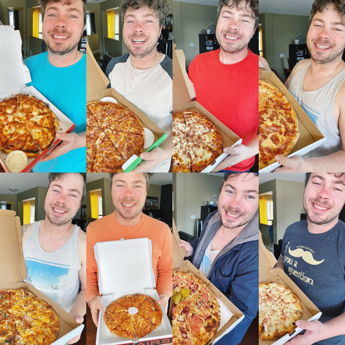 Mikes Week of Birthday Pizza Daily Edmonton Pizza