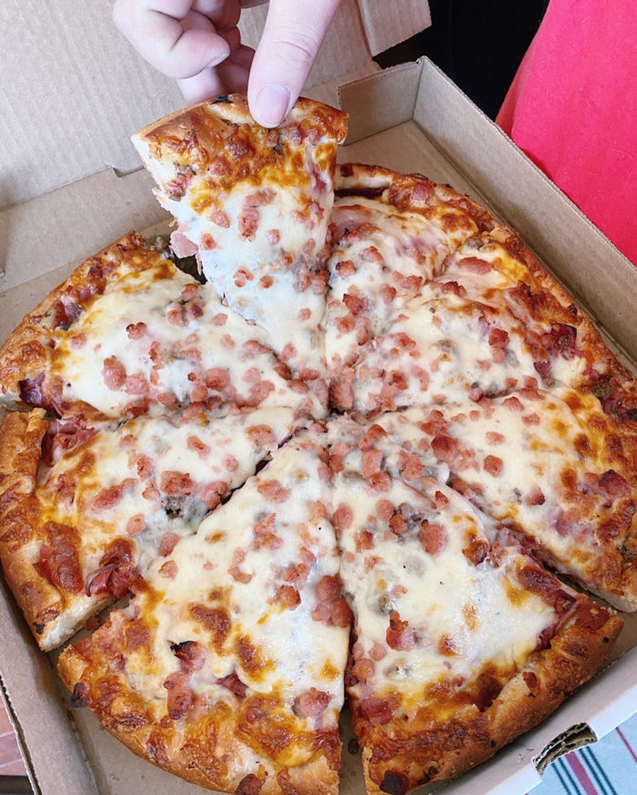 Mikes Week of Birthday Pizza - Daily Edmonton Pizza - Versato's Pizza