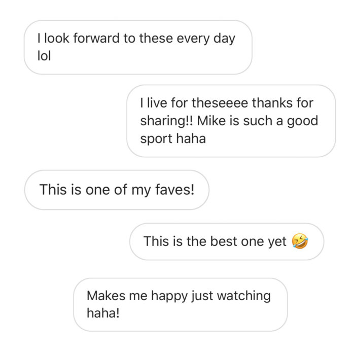 TikTok Dance a Day Messages - StayStrongStayConnected
