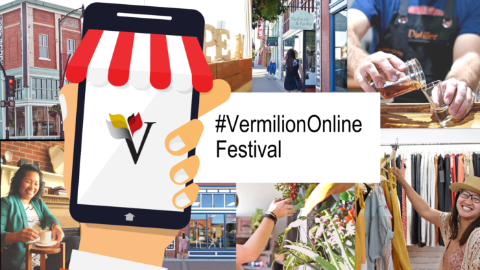 #VermilionOnline Festival - ZenSeekers - Explore Alberta - Town of Vermilion