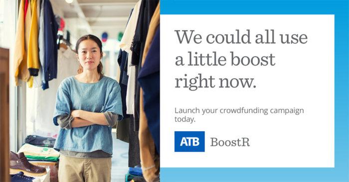 ATB BoostR - Alberta Businesses