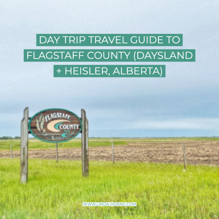 Flagstaff County - Explore Alberta - Linda Hoang - ZenSeekers