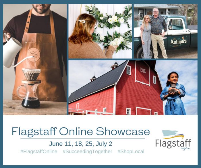 #FlagstaffOnline Showcase