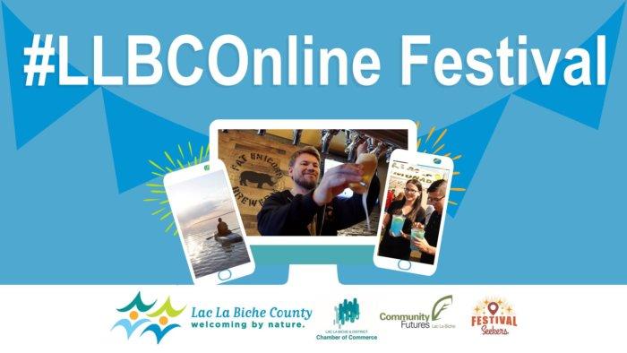 LLBCOnline Festival - Lac la Biche County