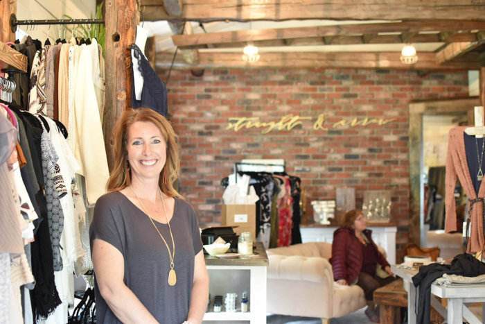 Lac La Biche County - Straight & Arrow Boutique - Linda Hoang