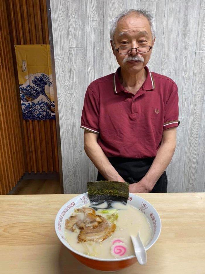 Alan of Yoshii Express - Japanese Edmonton Food