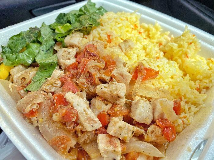 Awash Restaurant Doro Tibs Chicken - Alberta Chicken - Canadian Chicken Farmers - Edmonton