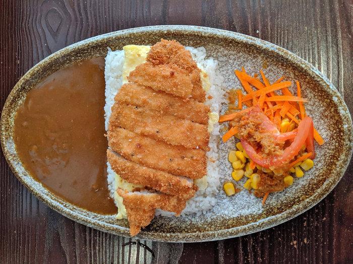 Chicken Katsu Curry Rice - Alberta Chicken - Canadian Chicken Farmers - Edmonton