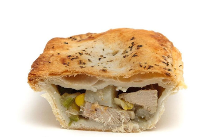 Chicken Pot Pie Meat Street Pies - Alberta Chicken - Canadian Chicken Farmers - Edmonton