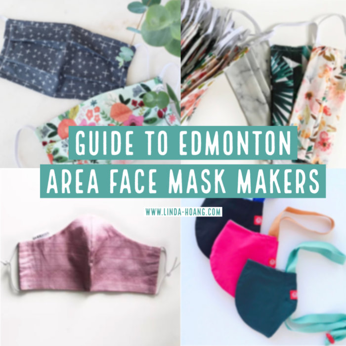 Edmonton Area Face Masks - Makers - Artists