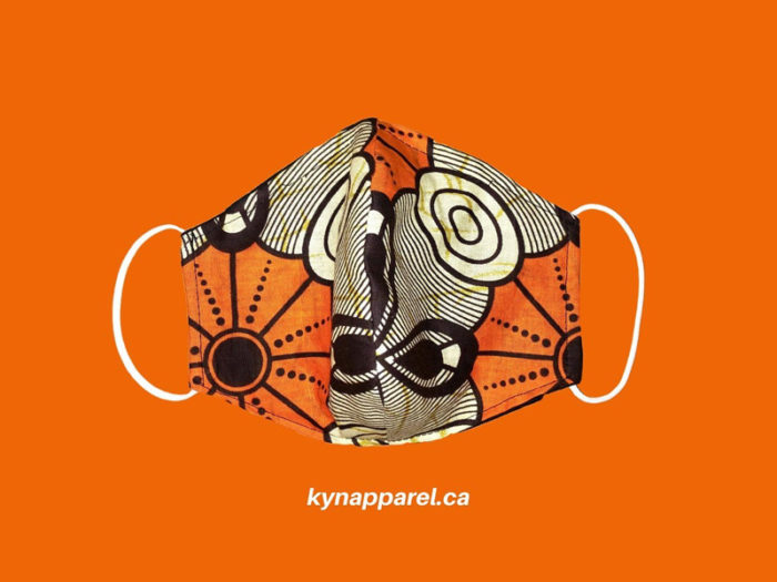 Kyn Apparel Edmonton Face Masks