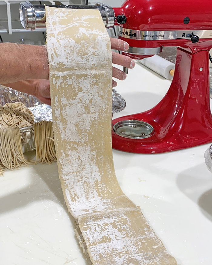 Nai Nai Mie Handcrafted Noodles - Edmonton Calgary Alberta - Online Noodle Delivery