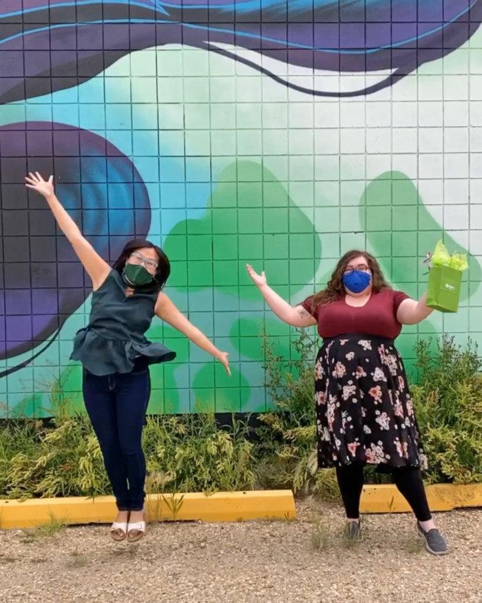Servus Credit Union Alberta - Feel Good Movement - Edmonton - Linda Hoang