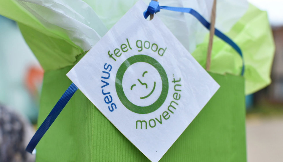 Servus Credit Union Alberta - Feel Good Movement - Edmonton - Linda Hoang