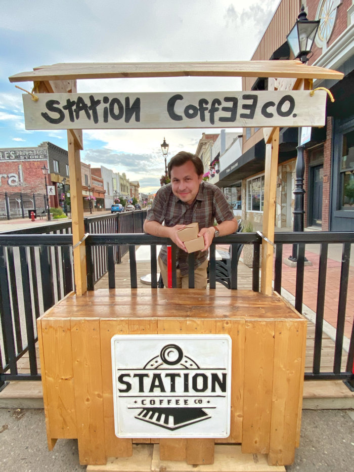 Station Coffee Co - Downtown Medicine Hat - Explore Alberta - Travel - Tourism Medicine Hat - Cafe