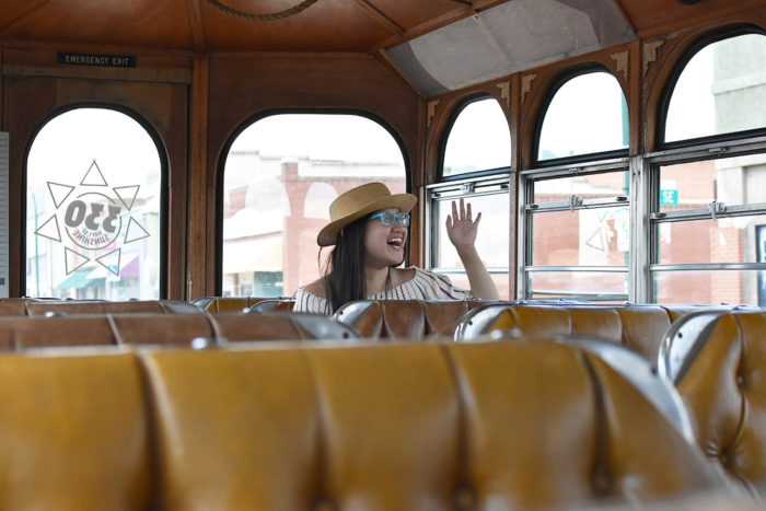 Sunshine Trolley - Explore Alberta - Medicine Hat - Travel