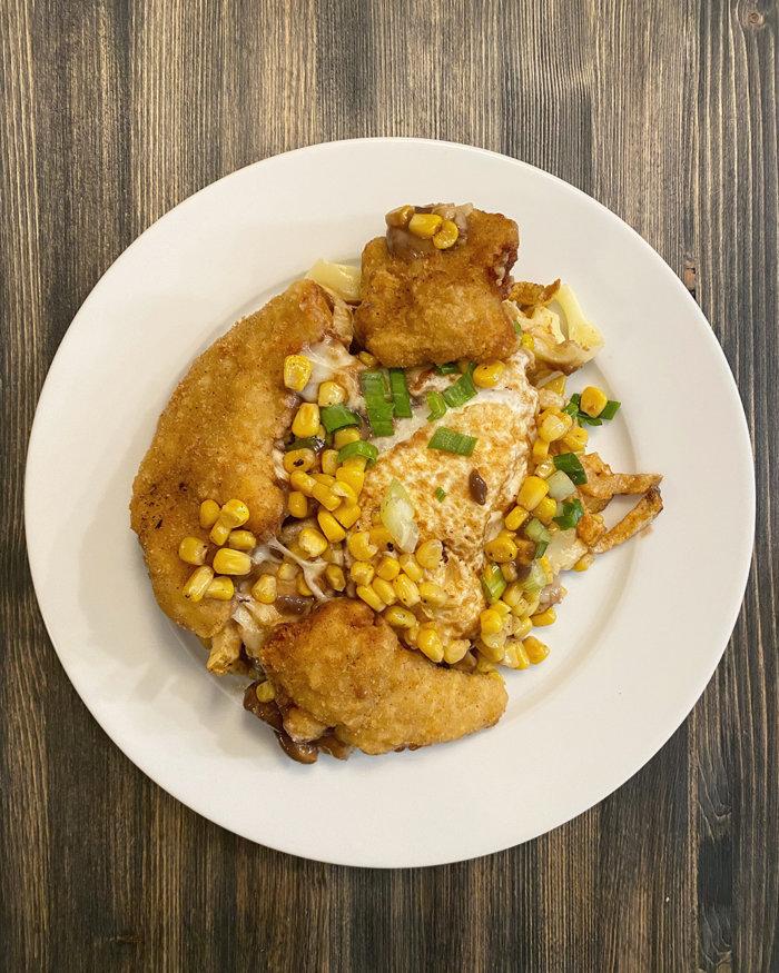 The Local Omnivore - Fried Chicken Poutine - Alberta Chicken - Canadian Chicken Farmers - Edmonton