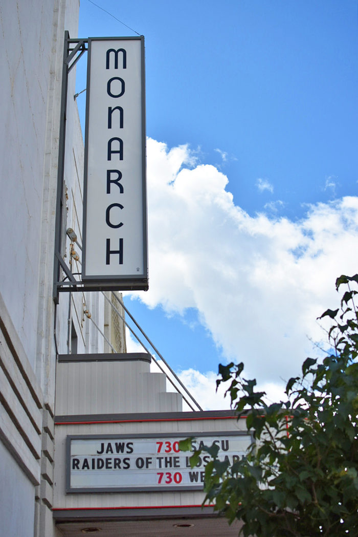 The Monarch Movie Theatre- Explore Alberta - Medicine Hat - Travel