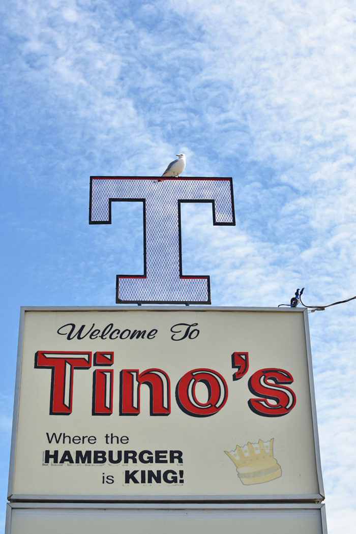 Tino's Drive-In Burgers Restaurant Food- Explore Alberta - Medicine Hat - Travel
