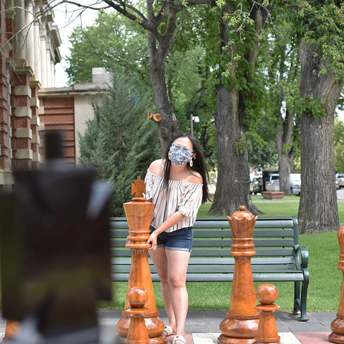 World's Largest Chess Set - Explore Alberta - Medicine Hat - Travel