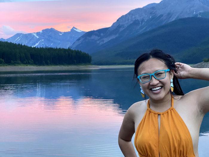 Blackshale Suspension Bridge - Kananaskis Country - Canmore - Explore Alberta - Travel Guide - Kananaskis Lake