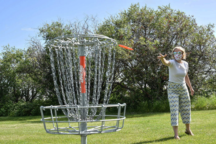 City of Leduc - Explore Alberta - Travel - Fred Johns Park Disc Golf