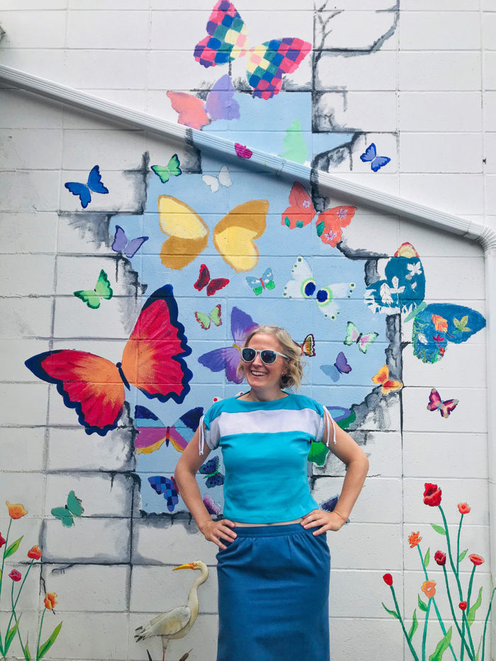 City of Leduc - Explore Alberta - Travel - Main Street - Instagrammable Wall