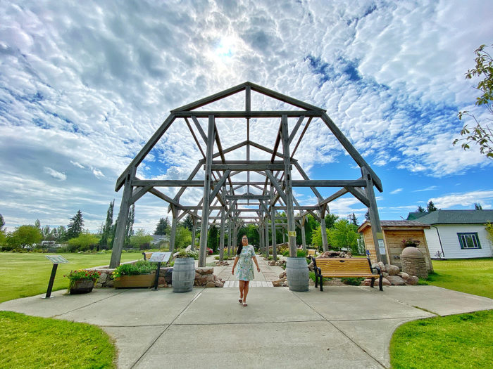 City of Leduc - Explore Alberta - Travel - Stone Barn Garden