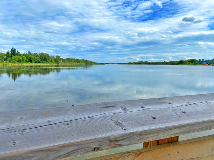 City of Leduc - Explore Alberta - Travel - Telford Lake Boardwalk