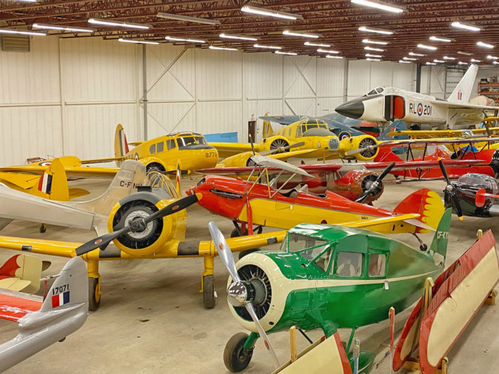 City of Wetaskiwin - Explore Alberta - Travel Guide - Where to Eat What To Do - Reynolds-Alberta Museum Aviation Transportation