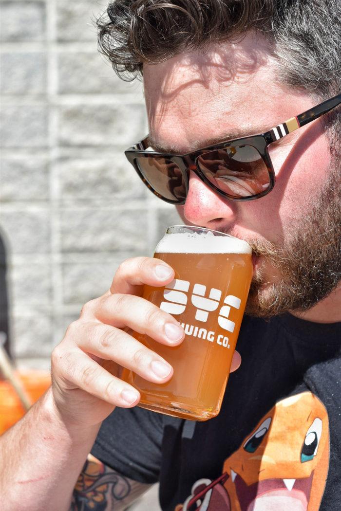 Explore Edmonton - Brewery Pass - Edmonton Craft Breweries - Incentives Freebies Discounts Alberta Beer - SYC Brewing Co.