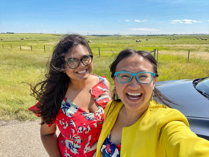 Linda Hoang - ATB Financial - Off The Beaten Path - Explore Alberta - Local Businesses Edmonton to Calgary Road Trip Day Trip General