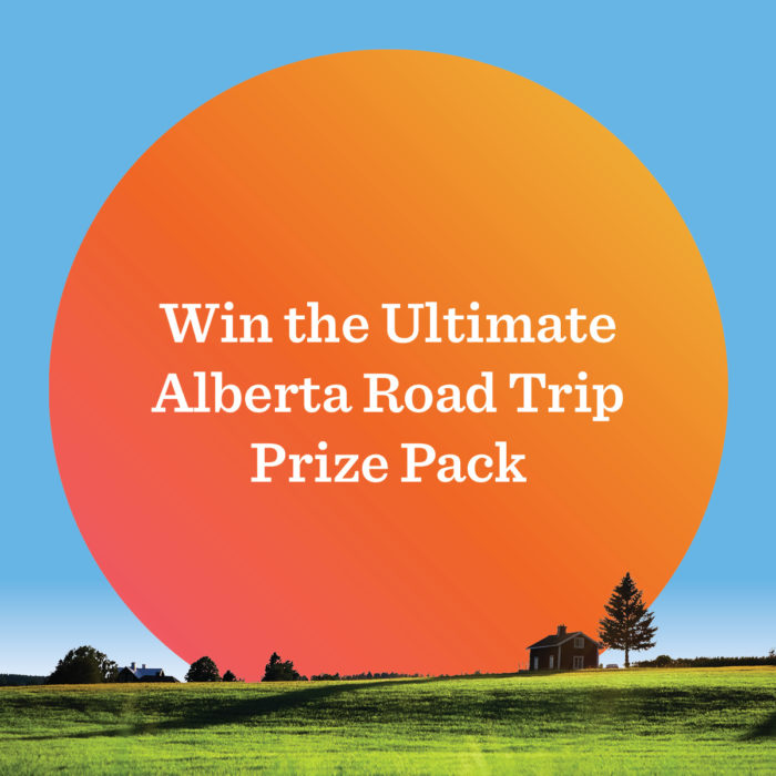 Linda Hoang - ATB Financial - Off The Beaten Path - Explore Alberta - Local Businesses Edmonton to Calgary Road Trip Day Trip - Giveaway Prize Pack - Instructions