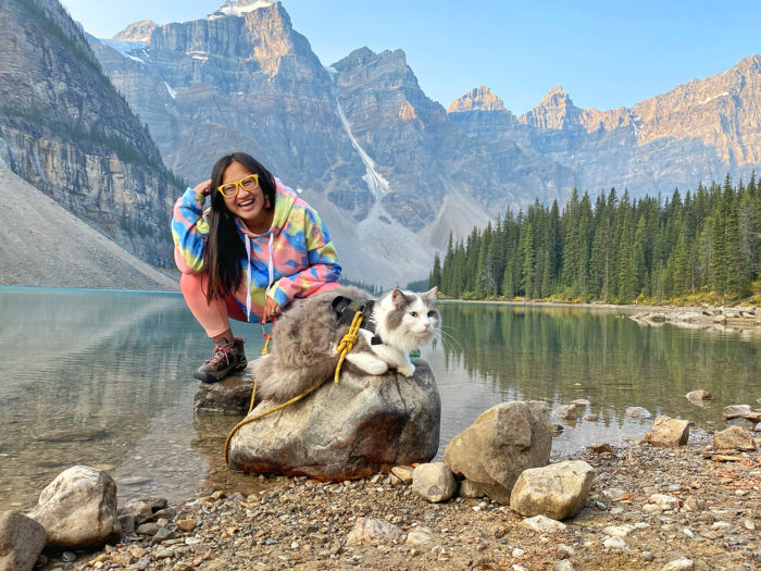 Explore Alberta - Travel - Banff National Park - Moraine Lake - Rocky Mountains