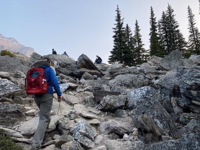 Explore Alberta - Travel - Banff National Park - Moraine Lake - Rocky Mountains