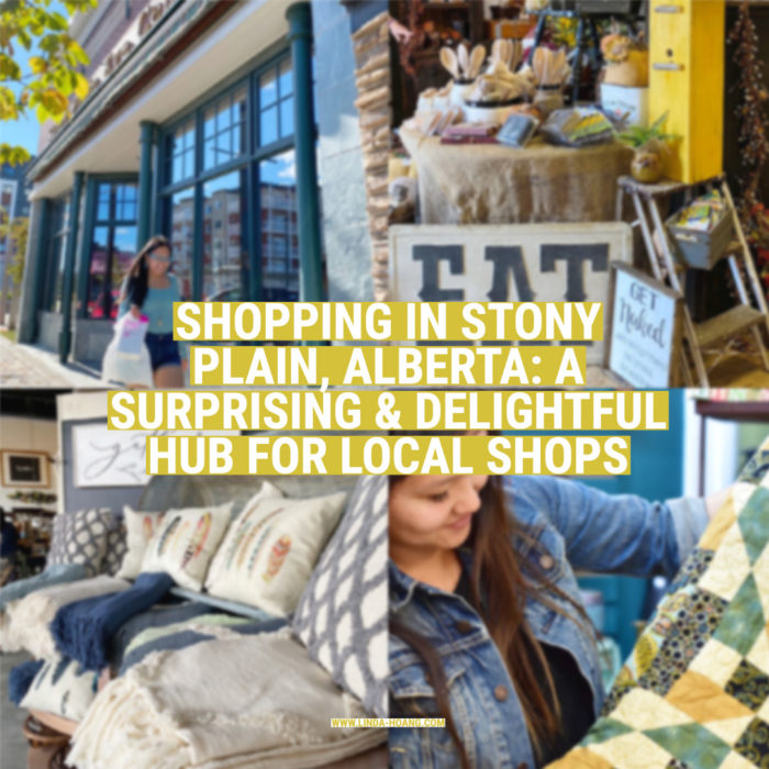 Shopping in Stony Plain Alberta - Surprising Delightful Hub for Local Shops - Explore Alberta - Travel - Parkland County