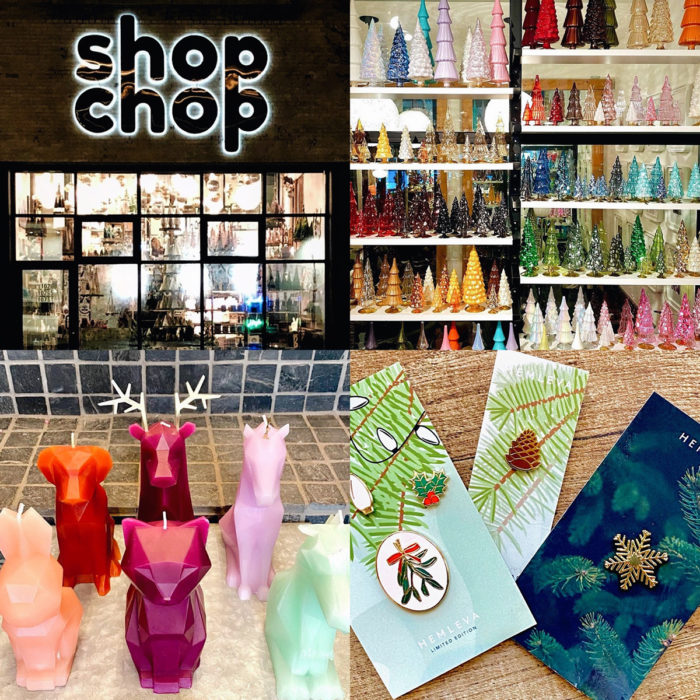 A Very Lindork Christmas - 12 Days of Christmas Giveaways - Explore Edmonton - Shop Local Small Business - Shop Chop Downtown