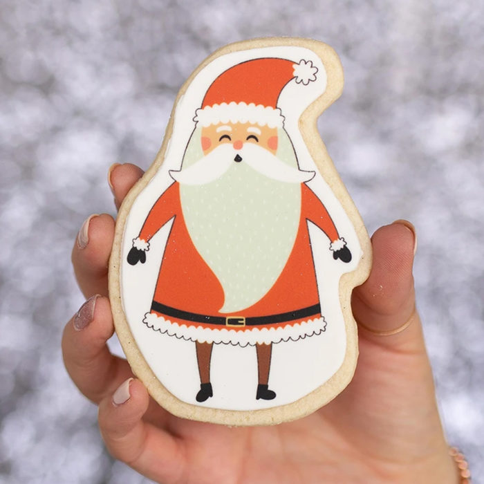 A Very Lindork Christmas - 12 Days of Christmas Giveaways - Explore Edmonton - Shop Local Small Business - Sweetness Colouring Cookies