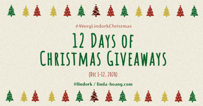 A Very Lindork Christmas - 12 Days of Giveaways 2020 - Wide
