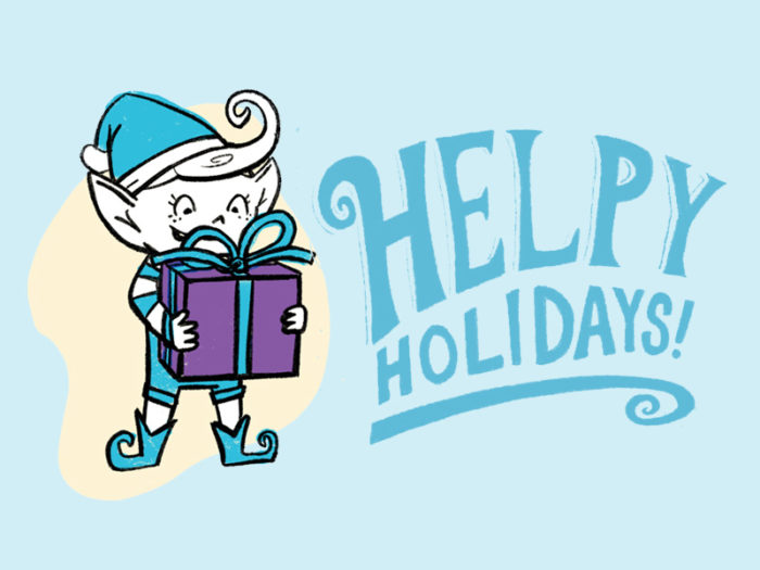 Edmonton - Charity - Non Profits - Helpy Holidays Bissell Centre - Volunteer - Donate