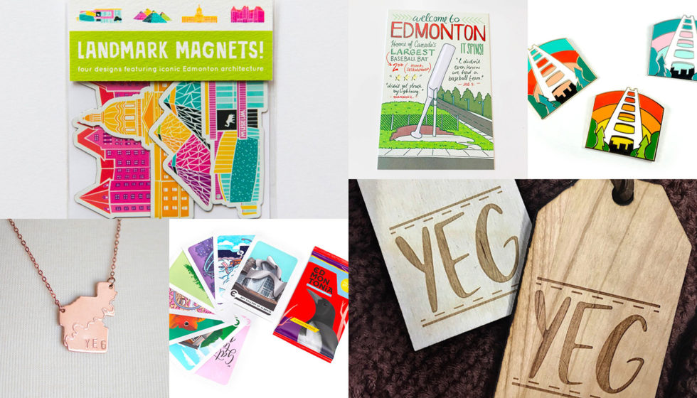 Explore Edmonton - Made in Edmonton - Ultimate Gift Guide Linda Hoang