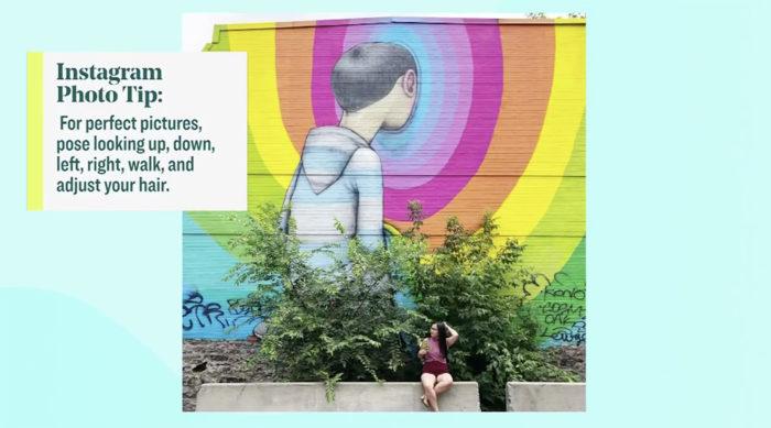 Linda Hoang and Tracy Moore - CityLine - Instagrammable Walls of Canada - IG Walls